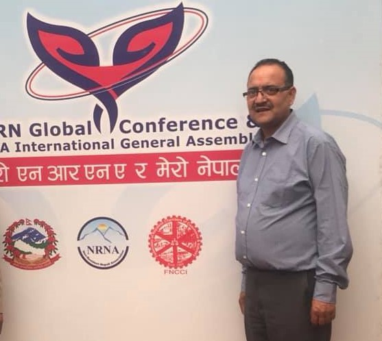 'एनआरएनएमा बिशेष अधिवेशनको औचित्य छैन' – संस्थापक सचिव ढकाल