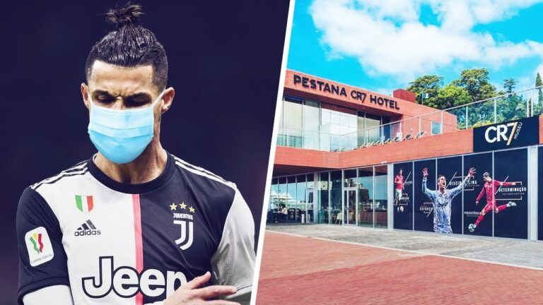 चर्चित फुटबल खेलाडी क्रिस्टियानो रोनाल्डोलाई कोरोना संक्रमण