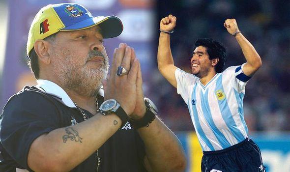 विश्व प्रसिद्ध फुटबल खेलाडी डिएगो म्याराडोनाको हृदयाघातका कारण निधन