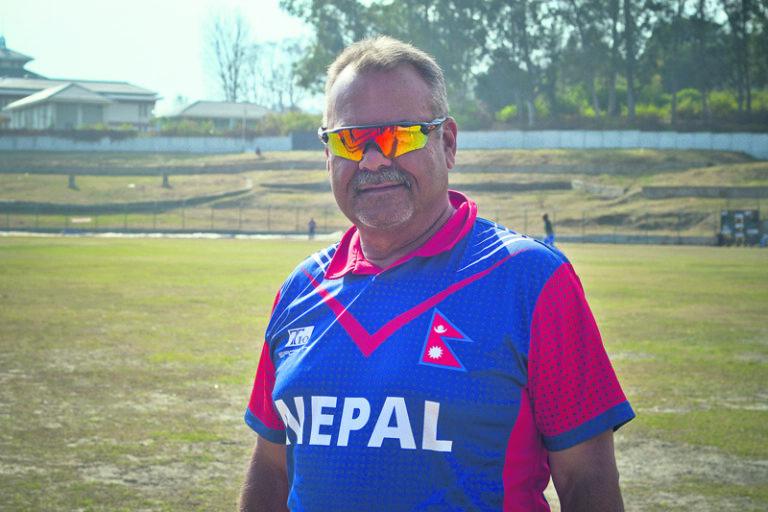 नेपाली क्रिकेटका प्रमुख प्रशिक्षकमा अष्ट्रेलियाका डेभ व्हाटमर नियुक्त