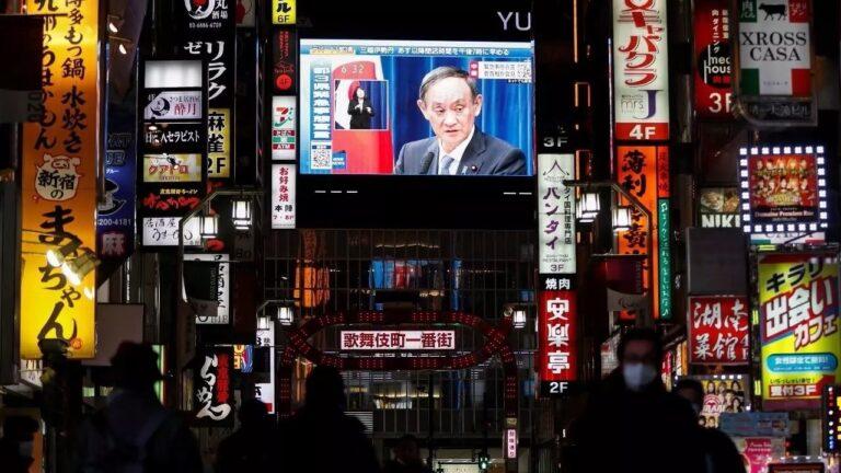 जापानको राजधानी टोकियोमा पनि सङ्कटकाल घोषणा
