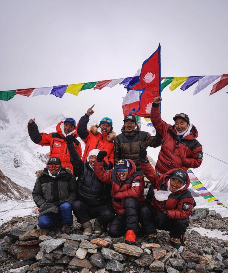 कीर्तिमानी पर्वतारोही निर्मल पूर्जा पर्वतारोहण संघको सद्भावना दूत घोषित