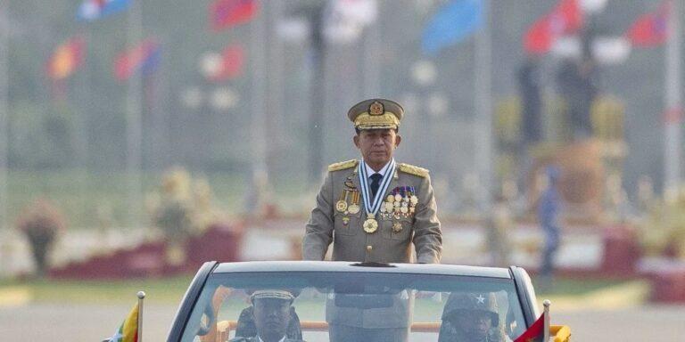 म्यान्मारका सैन्य शासकमाथि प्रतिबन्ध लगाउने युके लागयातको प्रस्ताब , चीनद्वारा अस्वीकार