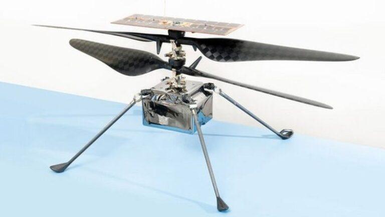 मङ्गल ग्रहमा हेलिकप्टर उडाउने तयारी गर्दै नासा