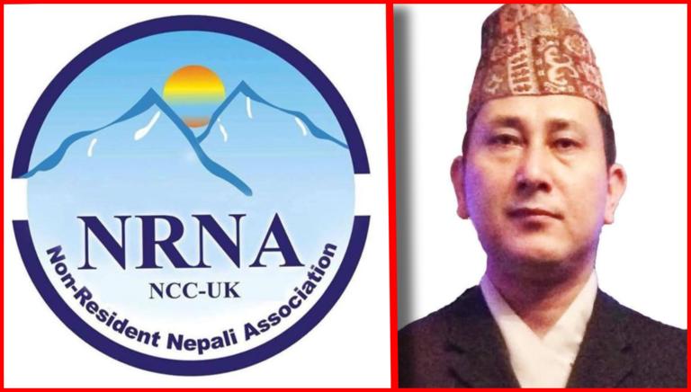 बेलायती नेपाली समाजको आशातीत समाजसेवी एनआरएन अध्यक्षका उम्मेदवार सुनिल खड्का